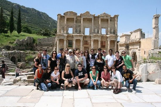 Samyeli Travel - Ephesus Tours from Kusadasi and ANZAC Day Tours: Ephesus