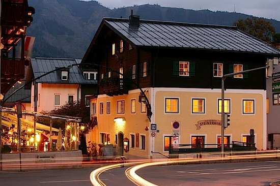 Steinerwirt - ranked as one of the top Zell am See restaurants on Tripadvisor