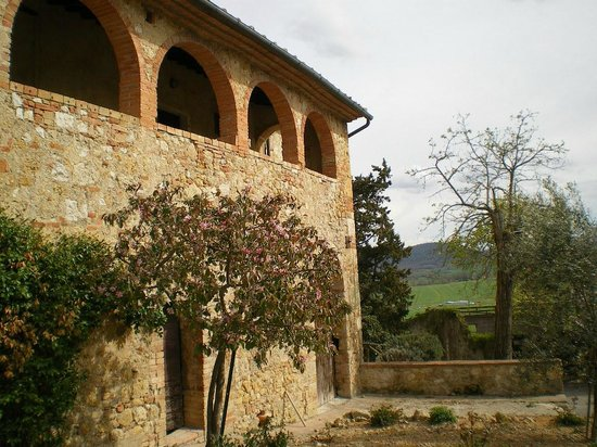 Tenuta di Mensanello: un posto stupendo