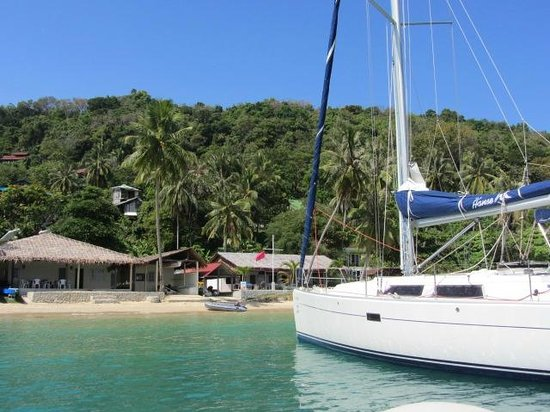 Cape Panwa, Thailand: Venture & Sail In Asia Water Sports Centre