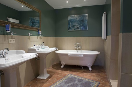 Huis 't Schaep: Bathroom Rubens Suite