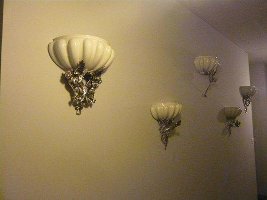 Hotel Colette: corridoio