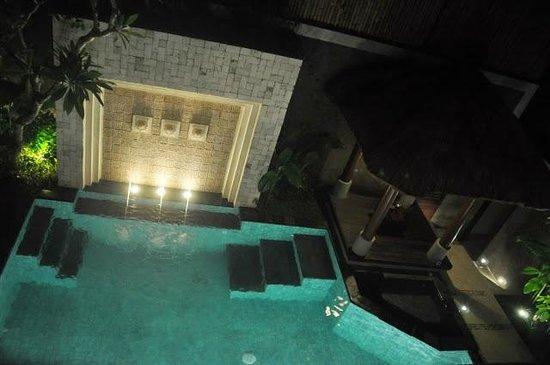 Ula Villa Bali-Villas : View From Top