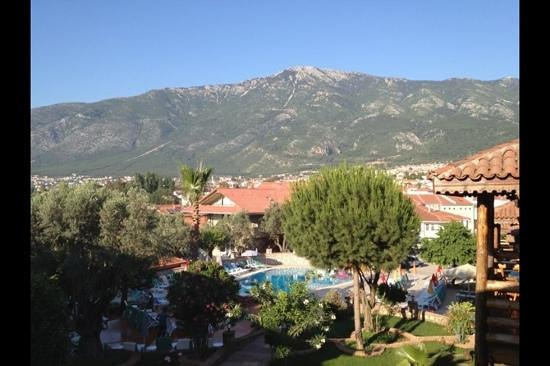 Lycian Dreams Apart Hotel:                   views from our balcony :) beautiful