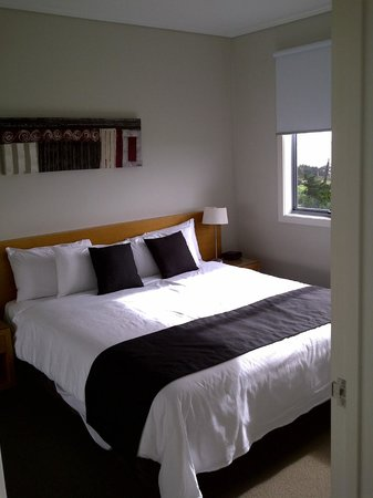 Silverwater Resort: Bedroom 1