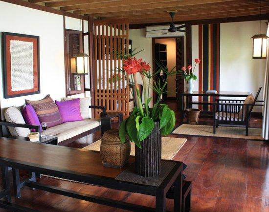 Mekong Estate: Garden Loft interior view