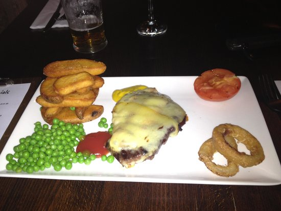 Bosham Inn: Great food