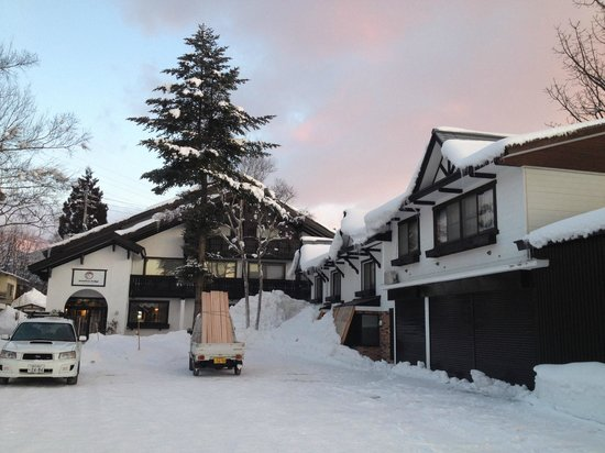 Snowlines Lodge Hakuba:                   the lovely property