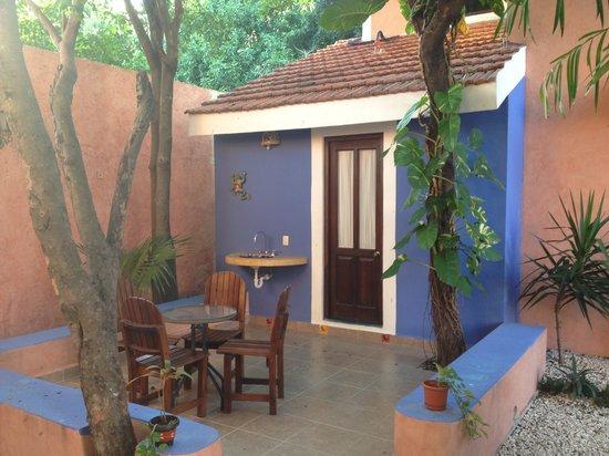 Hotel Casa de las Flores Playa del Carmen: la mia sistemazione nella Posada Casa De Las Flores