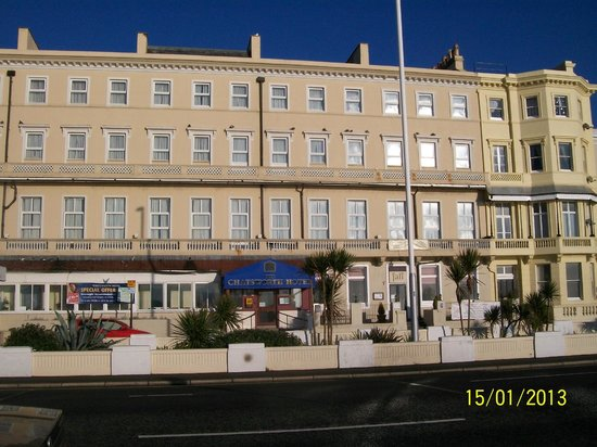 Chatsworth Hotel:                   The Hotel