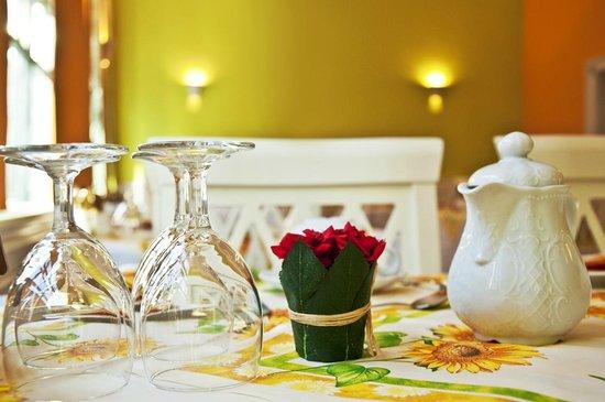 Hotel Kugel: Frühstückszimmer