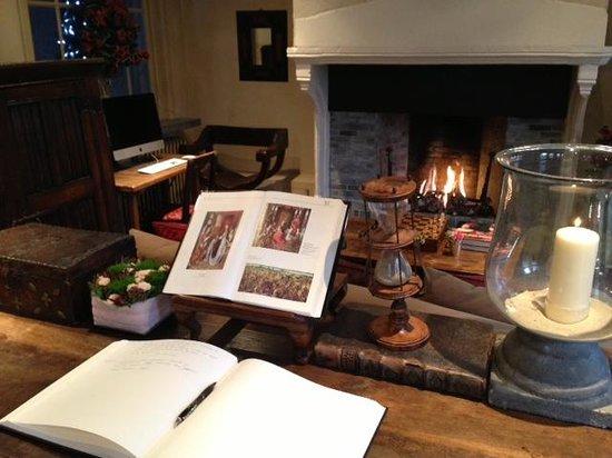 Guesthouse Bonifacius:                   lounge