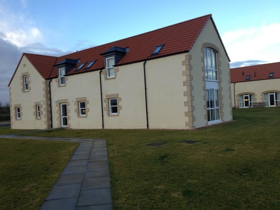 Morton of Pitmilly Countryside Resort:                   The Wee Hoose