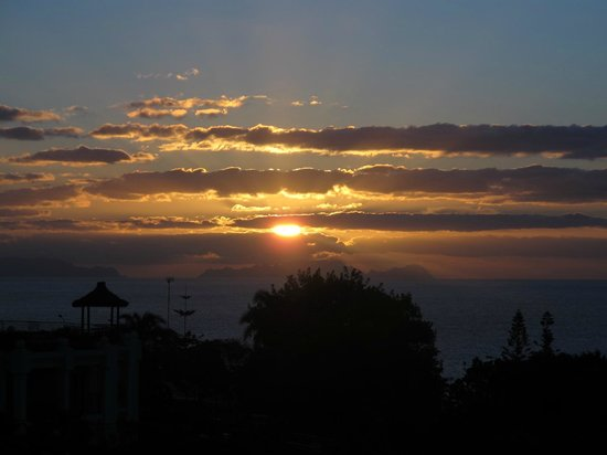 Melia Madeira Mare Resort & Spa: Sunrise
