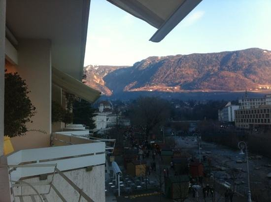 Hotel Aurora: la vista stanza 30