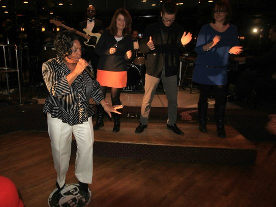Harlem: Gospel Brunch au Cotton Club