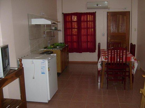Alquiler Temporario Las Guayabas: La sala