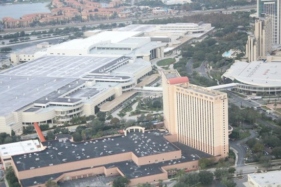 Rosen Centre Hotel: hotel resen centre