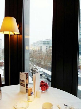 Swissotel Berlin: Breakfast
