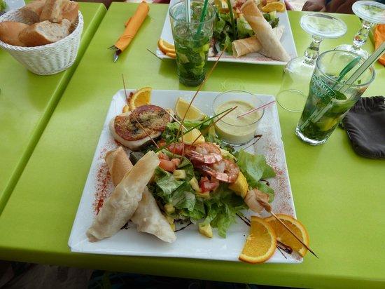 au K'banon : Salade