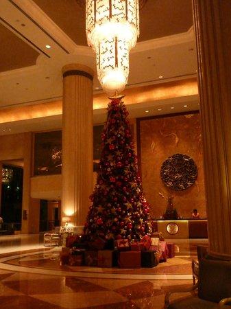 Shangri-La Hotel, Singapore: Reception