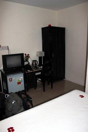 Jade Hotel: Camera