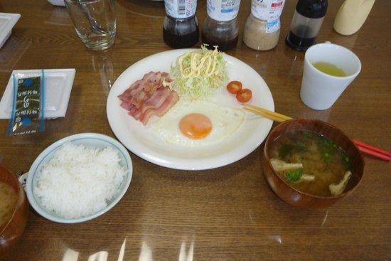 Heatwave : ある日の朝食2