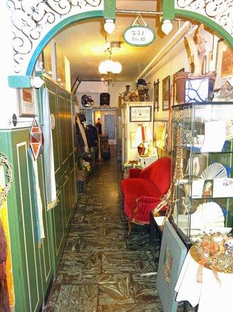 Kaiser Gasthof zur Post: Foyer