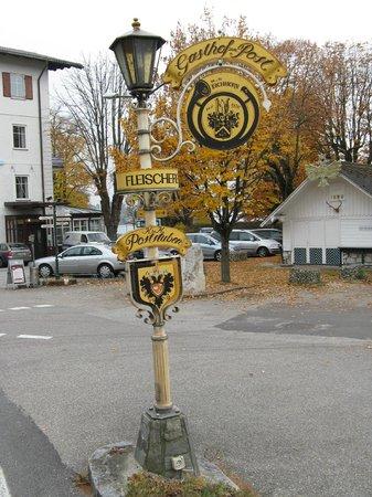 Kaiser Gasthof zur Post: Parkplatz