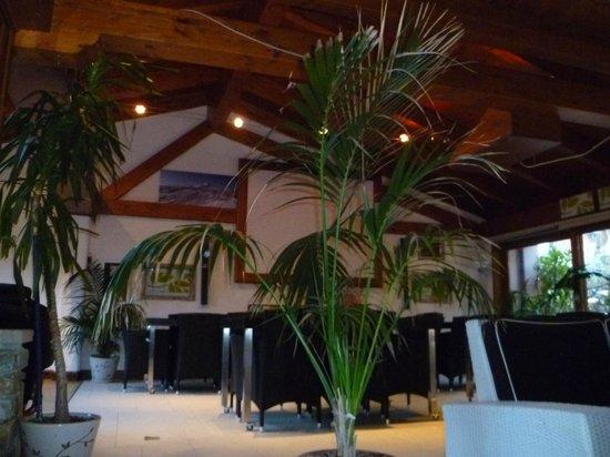 Hotel Firenze : area relax