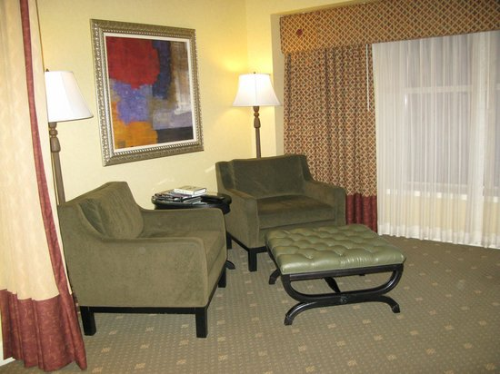 Hotel Commonwealth: Suite