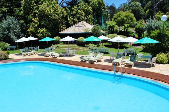 Piscinas do Hotel Alpestre/ Outdoor Pools