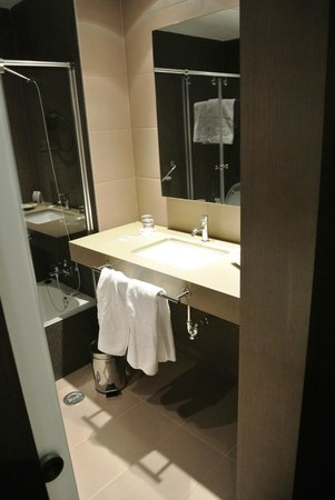 Hotel Abades Recogidas: Nice bathroom
