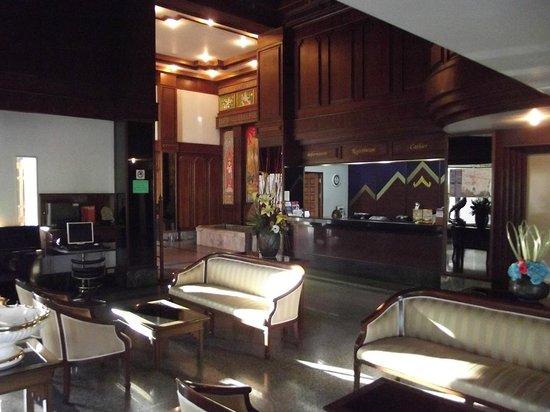 Kessiri Hotel-Lobby