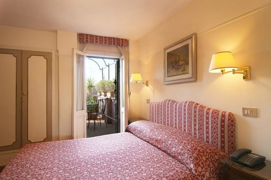 Hotel Due Torri: camera