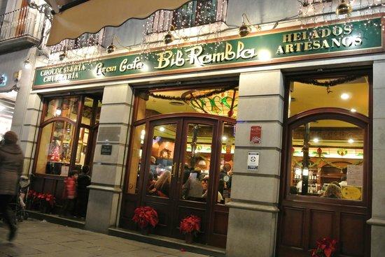 Gran Cafe at Bib Rambla