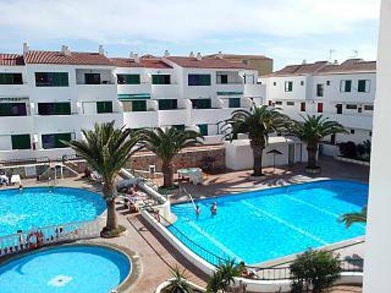 Apartments Alondras Park: swimming pool area