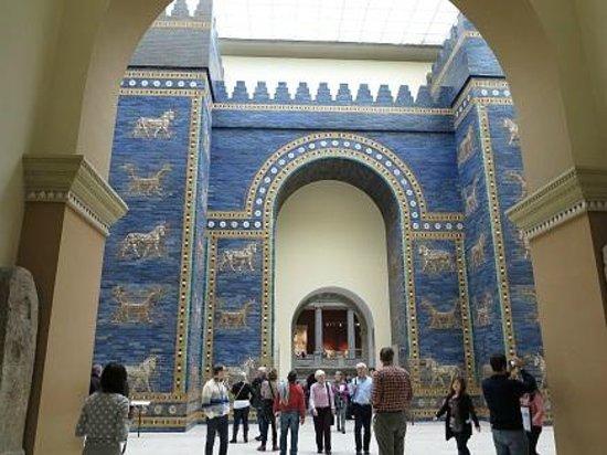 Пергамский музей: Ворота Иштар