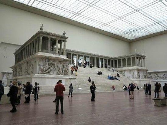 Пергамский музей: Алтарь