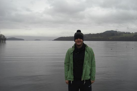 Cameron House on Loch Lomond : On the Loch