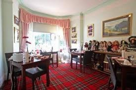 Dunvegan Guest House: Breakfast room