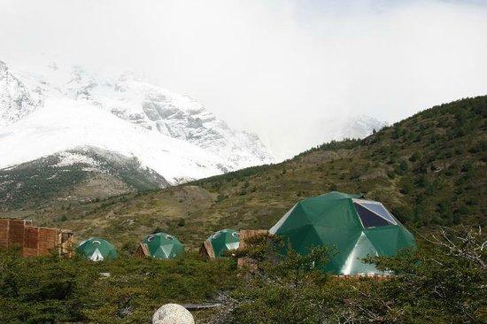 Ecocamp Patagonia : Domes