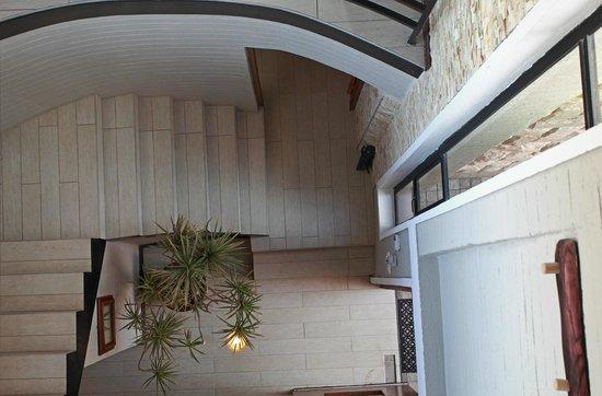 Duenenblick Selfcatering Apartments : double volume entrance