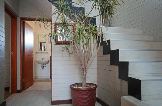 Duenenblick Selfcatering Apartments : staircase