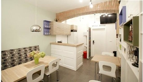 Bed & Breakfast Studio Kairos: Dining room