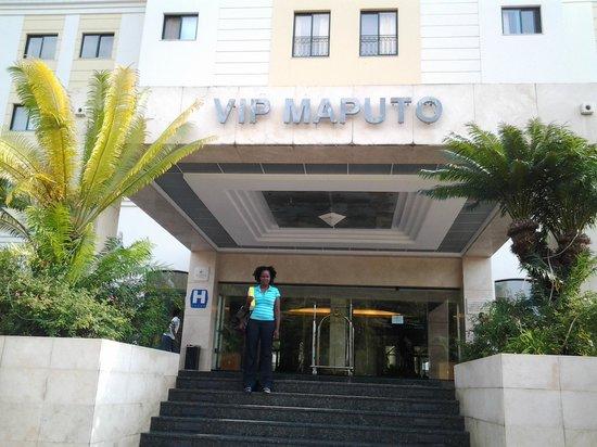 VIP Grand Maputo Hotel:                   VIP GRAND MAPUTO