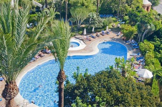 Hotel Palmasol: Piscina