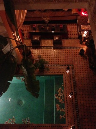 Riad Aguaviva: The Riad