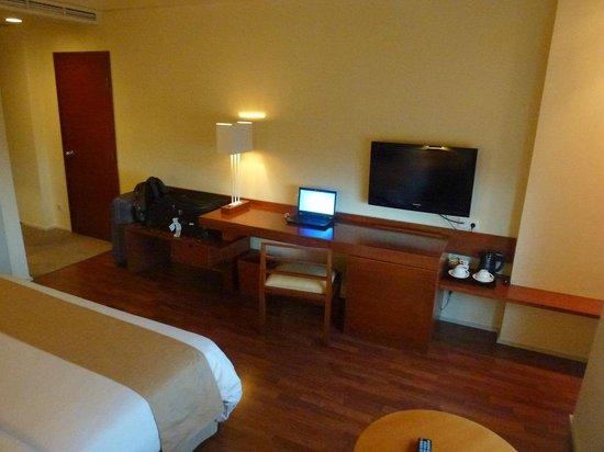 โรงแรมอลีลา จาการ์ตา: Room