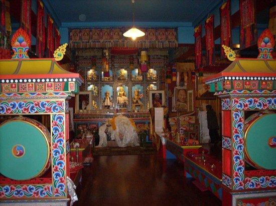Graus, Испания: Interior del templo